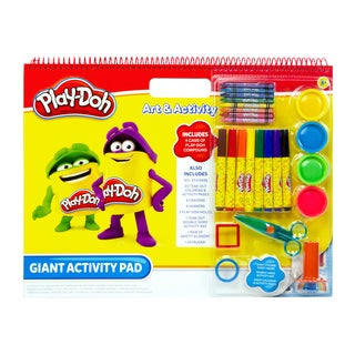 Play-Doh Unisex Giant Art and Activity Pad