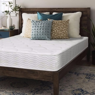 Crown Comfort Queen-size Pocketed Coil Mattress