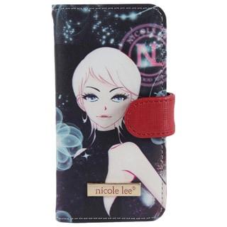 Nicole Lee Erika Print Synthetic Leather IPhone 6 Case