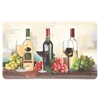 Mohawk Home Rofino Wine Trio Dri- Pro Comfort Mat (1'6 x 2'6)