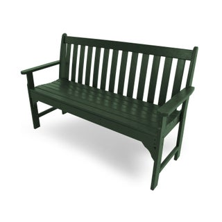 "POLYWOOD Vineyard 60"" Outdoor Bench"