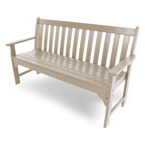 "POLYWOOD® Vineyard 60"" Outdoor Bench"