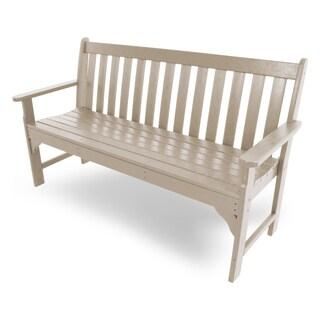 "POLYWOOD Vineyard 60"" Outdoor Bench"
