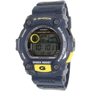 Casio Men's G7900-2 Blue Resin Quartz Watch