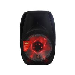 Mr.DJ PLBAT15 3000-watt 15-inch Portable Bluetooth Battery-operated Speaker