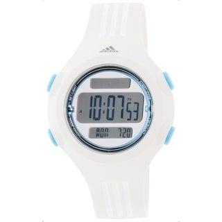 Adidas Men's Questra ADP3154 White Polyurethane Quartz Watch