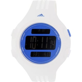 Adidas Men's Questra ADP3140 White Rubber Quartz Watch