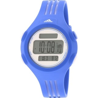 Adidas Men's Questra Xl ADP3147 Blue Silicone Quartz Watch