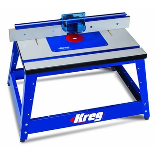 Kreg PRS2100 Bench Top Router Table (and options)