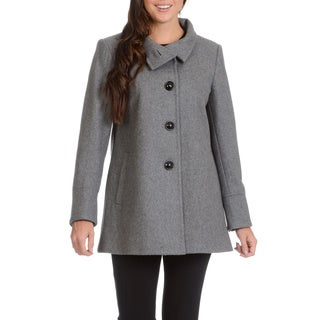 Larry Levine Women's Short Aline Jacket
