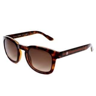 Gucci GG1113/S 0DWJ Mens Rectangular Sunglasses