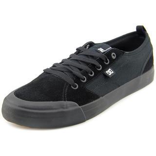DC Shoes Men's 'Eva Smith' Black Textile Walking Shoes