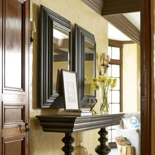 Newbury Grey Vertical Accent Mirror