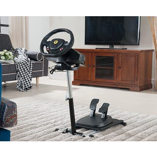 Mach 1.0 Gaming Wheel Stand for Xbox One, PS4, and PC|https://ak1.ostkcdn.com/images/products/12734039/P19512847.jpg?impolicy=medium