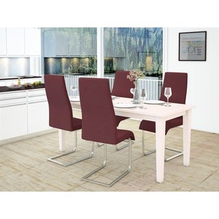 Leandro Extendable 5-piece Dining Set
