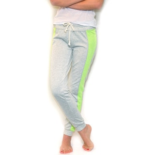 Riviera Women's Green Active Jogger Pants