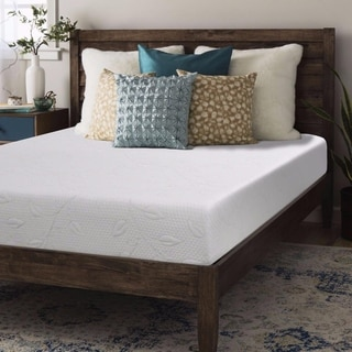 Crown Comfort 8-inch Full-size Air Flow Memory Foam Mattress