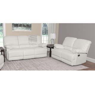 White Living Room Furniture Sets For Less | Overstock