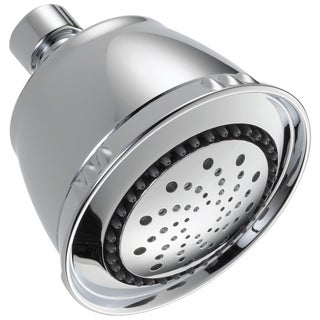 Delta Faucets Stainless Steel Universal Showering Components 5-Setting Shower Head