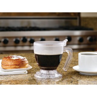 BonJour Coffee and Tea Smart Brewer, 19-1/2-Ounce Plastic