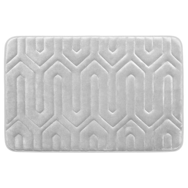 Thea Memory Foam 20 in. x 32 in. Bath Mat w/ BounceComfort Technology