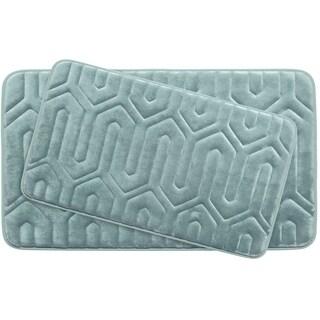 Thea Memory Foam 2-Piece Bath Mat Set w/ BounceComfort Technology