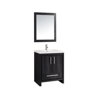 "Miami 30"" Single Sink Bathroom Vanity Set"