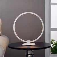 Design Craft Borealis 15-inch LED Table Lamp