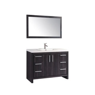 "Miami 48"" Single Sink Bathroom Vanity Set"