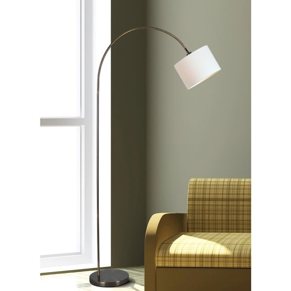 Reacher Arc Floor Lamp