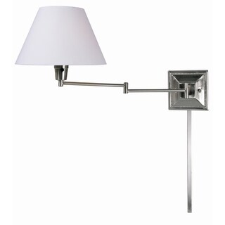 Bauer Wall Swing Arm Lamp
