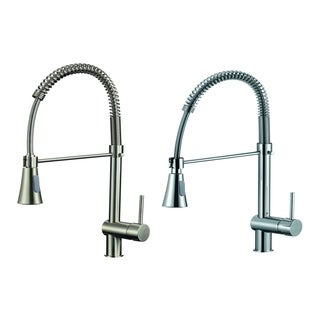 Deo K8210 Single Hole Pull Down Kitchen Faucet