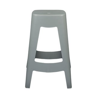Coda Grey Stackable Counter Stool (Set of 4)