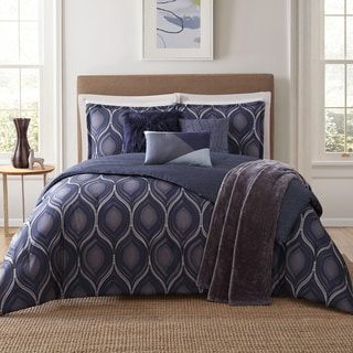 Jennifer Adams Basti 7-piece Comforter Set