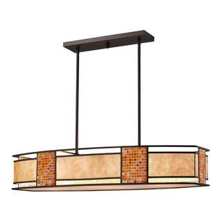 Link to Parkwood 4 Light Island/Billiard Similar Items in Pool Table Lights