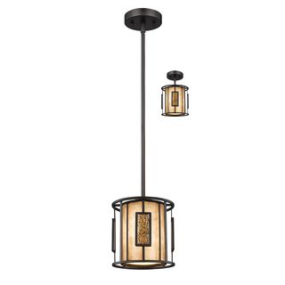 Lankin 1 Light Mini Pendant