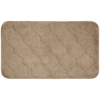 Faymore Memory Foam Bath Mat wtih BounceComfort Technology