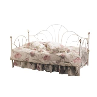 Provence White Metal Daybed