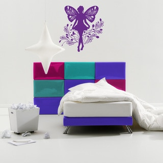 Style and Apply Fairy Vinyl Wall Decal
