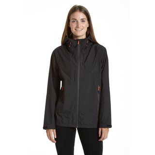 Champion Women's Stretch 100-percent Waterproof Breathable All-weather Jacket