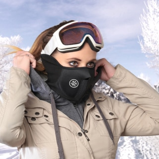 ETCBUYS Unisex Snowboarding Snowmobiling Headgear Ski Outdoor Winter Sports Mask
