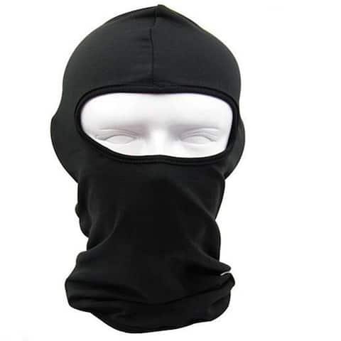 Sleek Multi-Purpose Balaclava Style & Winter Face Masks-Unisex