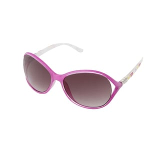 Hot Optix Girls' Oversized Fashion Sunglasses