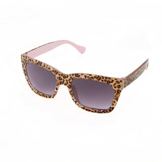 Hot Optix Girl's Animal Print Fashion Sunglasses