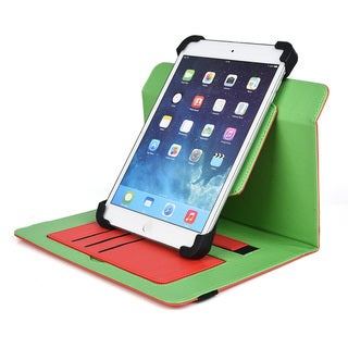 KroO Universal 8 - 10-inch Screen Tablet Case with Silicon Clamps and Stand