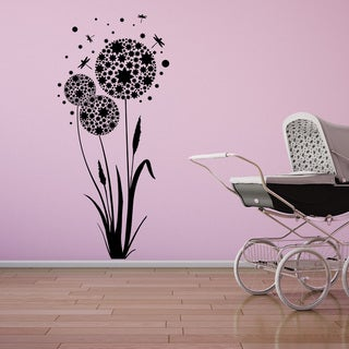 Style and Apply 'Starflower' Vinyl Wall Decal
