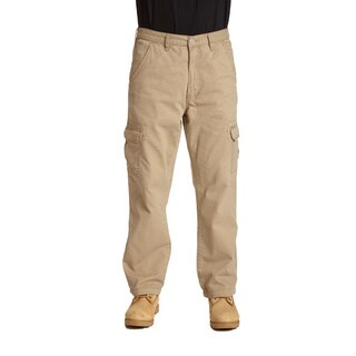 Stanley Men's Twill Flannel-Lined Cargo Pant