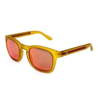 Gucci GG1113/S 0M6X Mens Rectangular Sunglasses