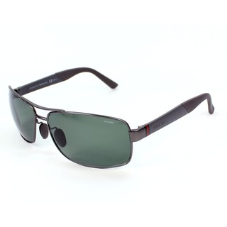 Gucci GG2234/S 08EB Mens Rectangular Sunglasses