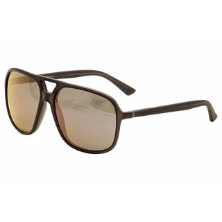 Gucci GG1091/S 01VD Mens Aviator Sunglasses